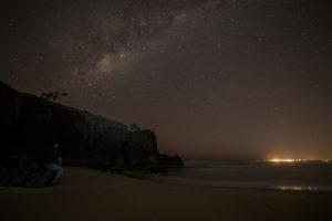 NS-Fingal Dreamtime Beach Selfie