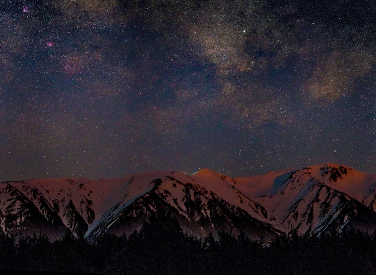 NS-Mt Hutt Milky Way