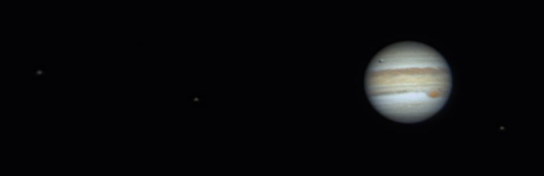 Planets-Jupiter & Moons