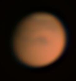 Planets-Mars 12th June 2018
