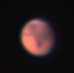 Planets-Mars ASI1600