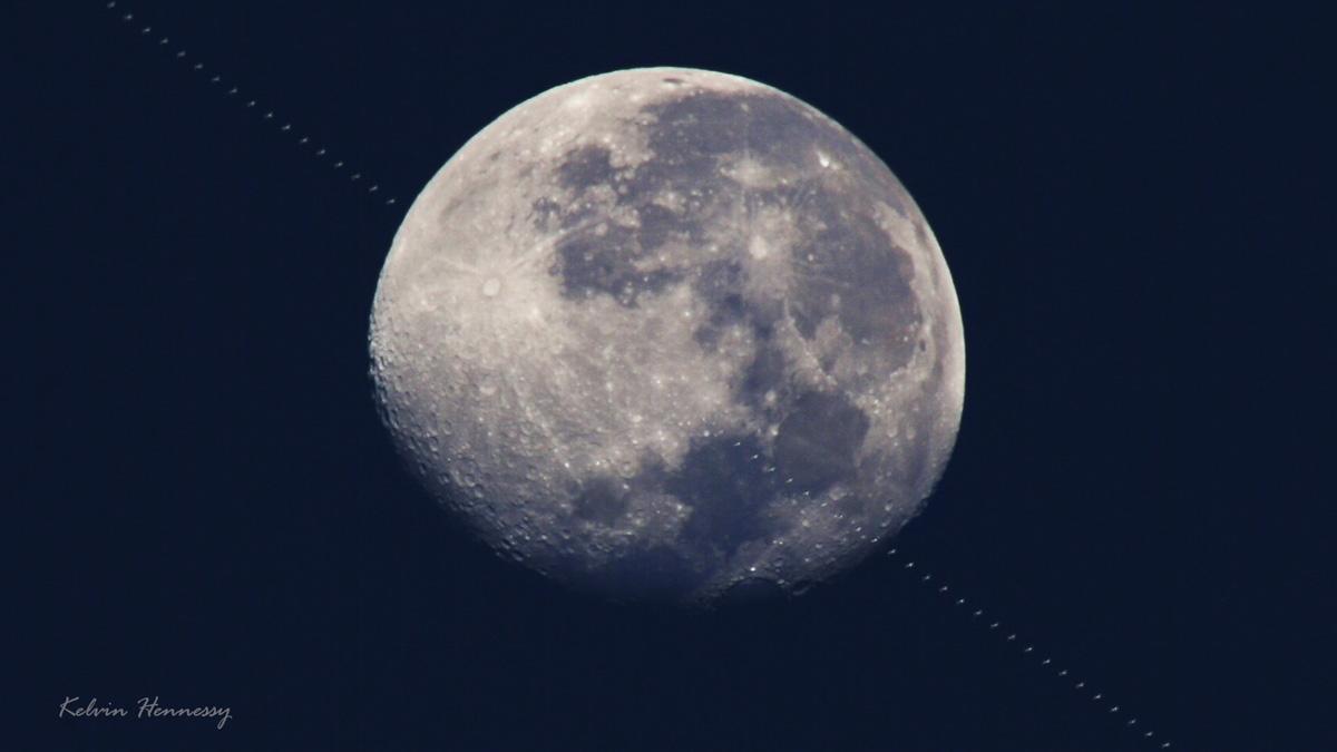 Sat-Condong Moon ISS Transit