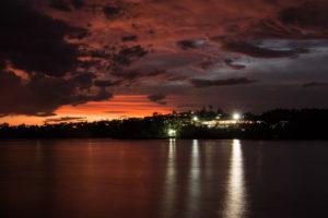 Sun-Terranora Sunset