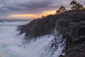 Water-Fingal Waterfall